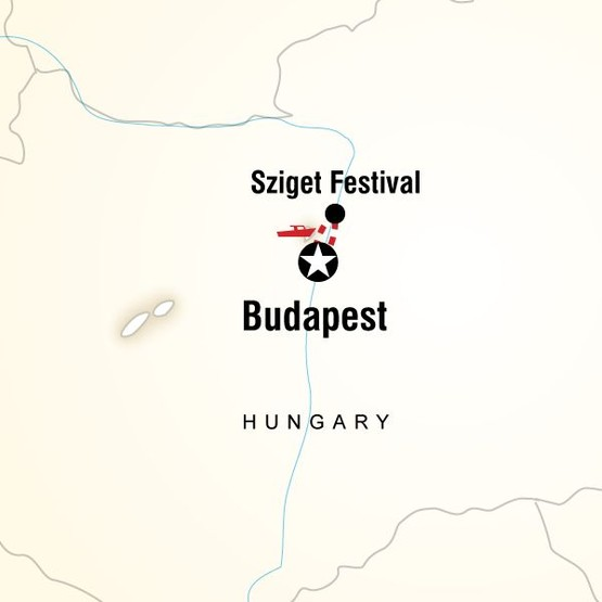Sziget Festival (Up to 20% off)